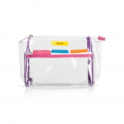 Transparent Cosmetic Bag Colour Icon