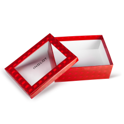 Gift Box Red Icon