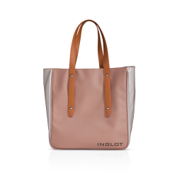 Shopping Bag Beige & Mocha Icon